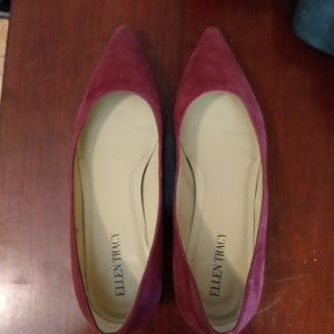 Pre-Owned Ellen Tracy Dress Shoes